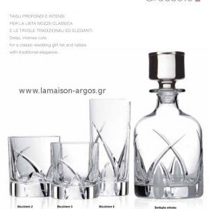Κρυστάλλινα Ποτήρια Da Vinci Grosseto