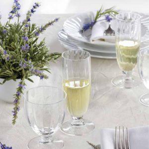 Κρυστάλλινα Ποτήρια Da Vinci Lilium