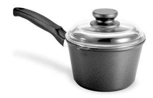 Αντικολλητικό κατσαρολάκι με καπάκι Risoli