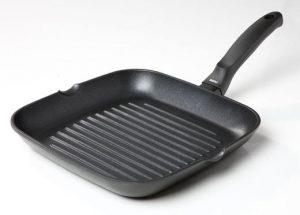 Αντικολλητικό τηγάνι grill Optima Soft Risoli