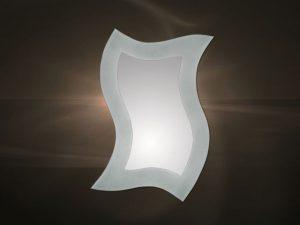 Καθρέπτες μεταλλική κορνίζα  1144
