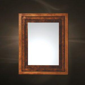 Καθρέπτες μεταλλική κορνίζα  1145-1146