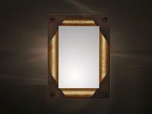 Καθρέπτες μεταλλική κορνίζα  1150