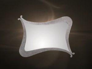 Καθρέπτες μεταλλική κορνίζα  1161