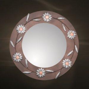 Καθρέπτες μεταλλική κορνίζα  1164