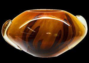 Διακοσμητικά βάζο φυσητό γυαλί gb V 16440-R