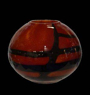 Διακοσμητικα βάζο  φυσητό γυαλί gb bc-18c