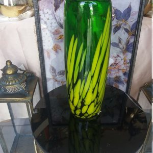 Διακοσμητικη πιατέλα φυσητό γυαλί gb y200