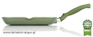 RISOLI κατσαρόλες Dr Green αντικολλητικά