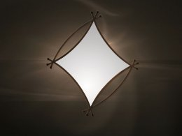 Καθρέπτες μεταλλική κορνίζα  1148