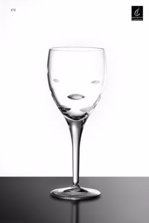 Ποτήρια κρυστάλλινα οικολογικά  capolavoro σχ 172
