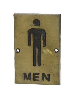 ΤΑΜΠΕΛΑΚΙ WC «MEN» 9.7EK