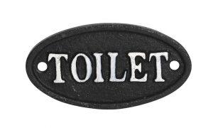 ΤΑΜΠΕΛΑΚΙ WC «TOILET» 10EK.