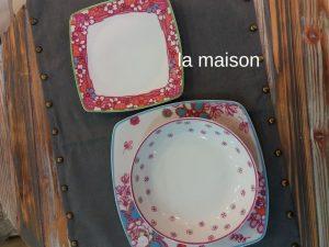 Σερβίτσιο πιάτων 19 τεμαχίων