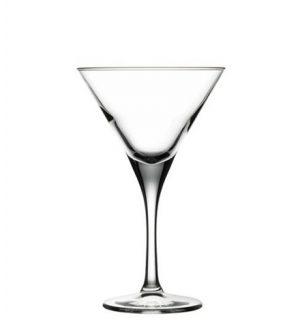 V-LINE MARTINI GLASS 250CC 10.9×17.7EK P/264