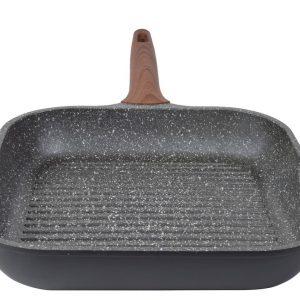 Γκριλιέρα 28cm Stone estia 01-1216