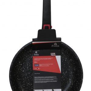 Τηγάνι 26cm Cooktech χυτό αλουμίνιο estia 01-2367