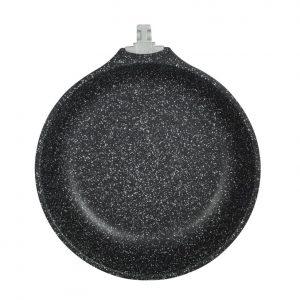 Τηγάνι 28cm Cooktech χυτό αλουμίνιο estia 01-2374