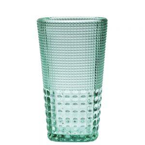 HFA Ποτήρι Pearls χυμού 425ml Light Green