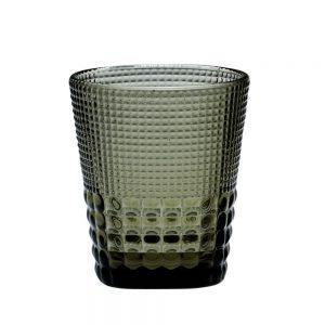 HFA Ποτήρι Pearls Ουΐσκι Grey 275ml