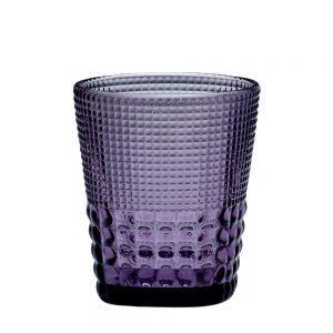 HFA Ποτήρι Pearls Ουΐσκι Purple 275ml