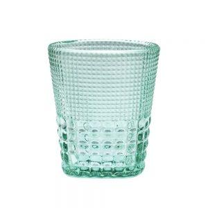 HFA Ποτήρι Pearls Ουίσκι 275ml Light Green