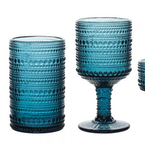 HFA Ποτήρι Drops ουίσκι 275ml Ink Blue
