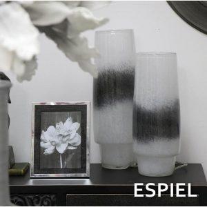 ΛΑΜΠΑΤΕΡ ΓΥΑΛΙΝΟ ΛΕΥΚΟ-ΓΚΡΙ 35ΕΚ. ESPIEL VID108