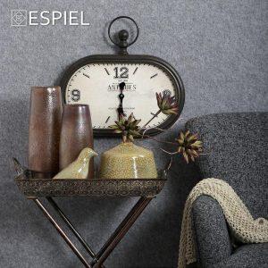 ΛΑΜΠΑΤΕΡ ΓΥΑΛ.ΜΕ ΞΥΛ.ΒΑΣΗ ΚΑΦΕ 36.5ΕΚ. ESPIEL VID133