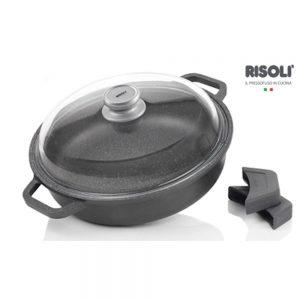 Risoli-Granito Induction Ημίχυτρα 28′